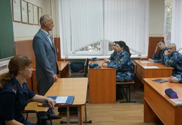 Встреча с Николаем Кутаковым.