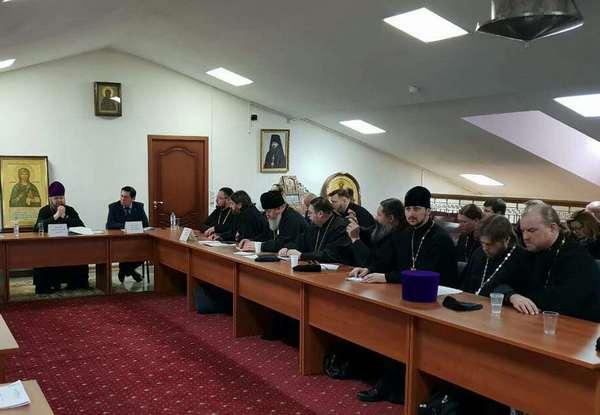 Круглый стол «Участие священнослужителей в работе Общественных наблюдательных комиссий».