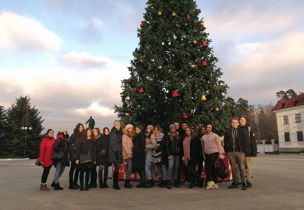 Студенты академии стали гостями Солотчинского Рождества Богородицы женского монастыря.